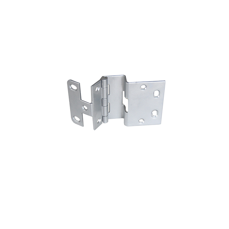 Silver spray bending hinge